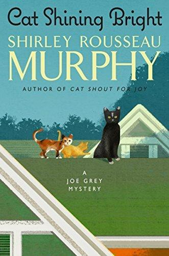 Cat Shining Bright: A Joe Grey Mystery (Joe Grey Mystery Series Book 20) by [Murphy, Shirley Rousseau]