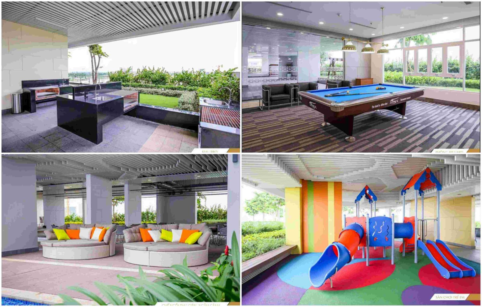 Retal residents can enjoy modern facilities at Sarimi Dai Quang Minh