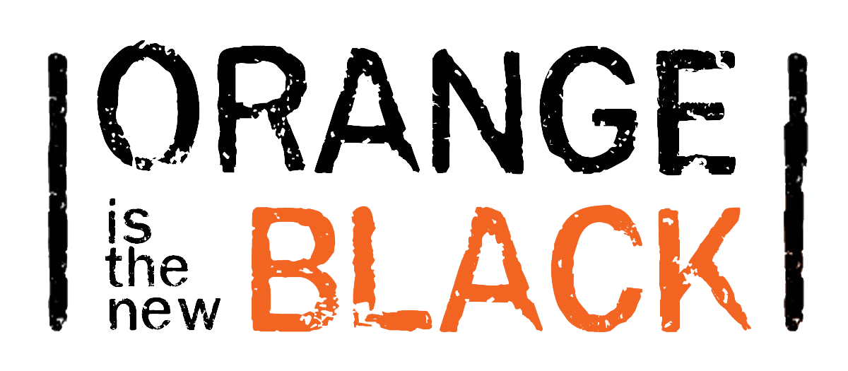 Image result for Orange is the new black logo