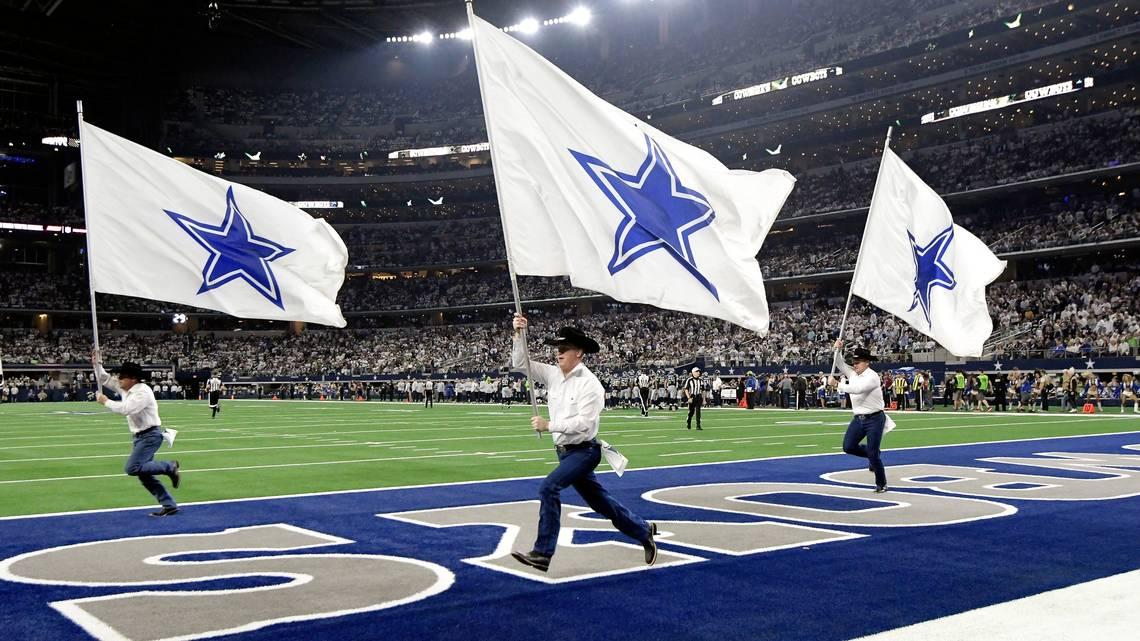 Dallas Cowboys còn có rất nhiều người hâm mộ bên ngoài Texas