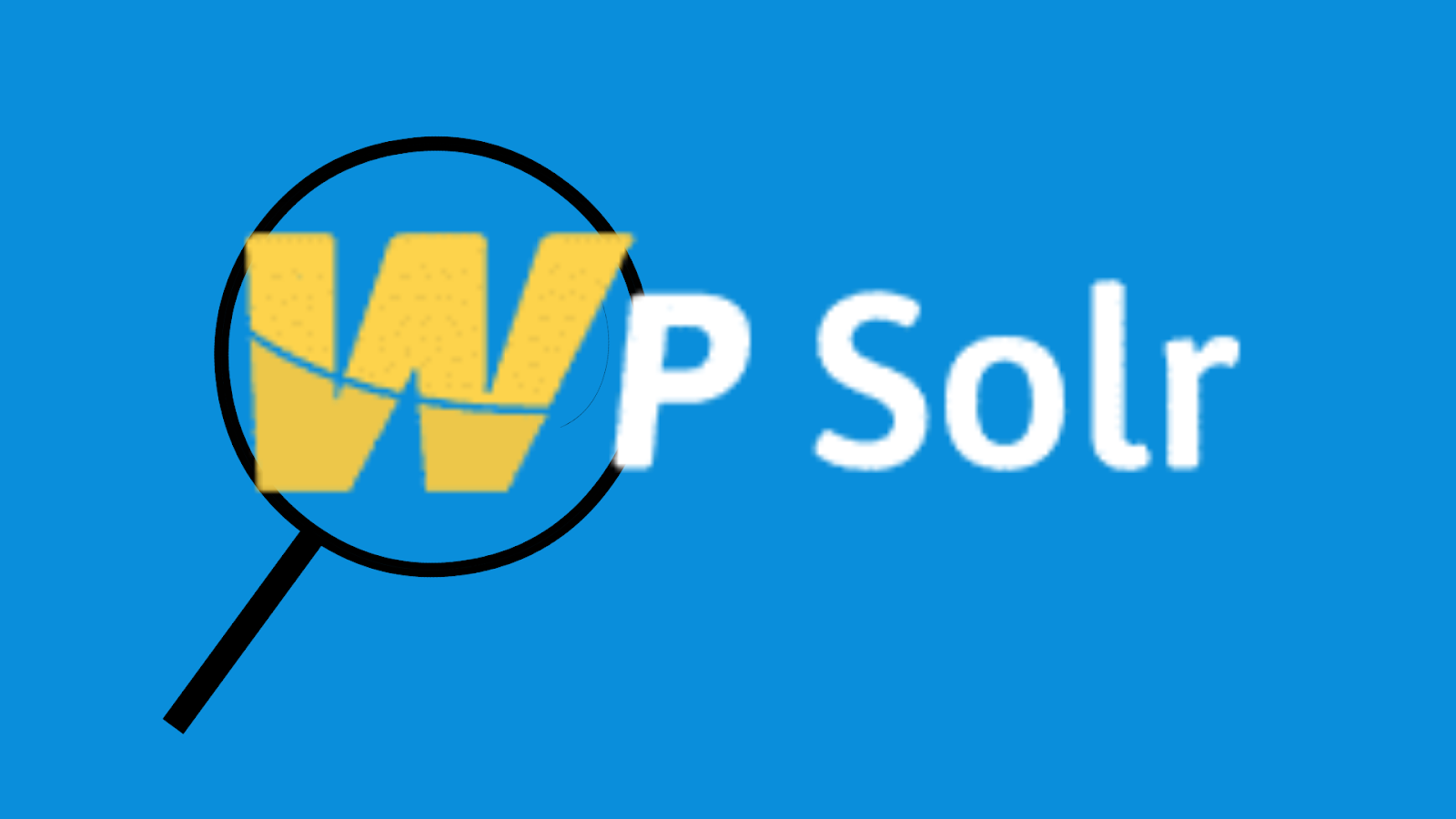 WP Solr WordPress search plugins