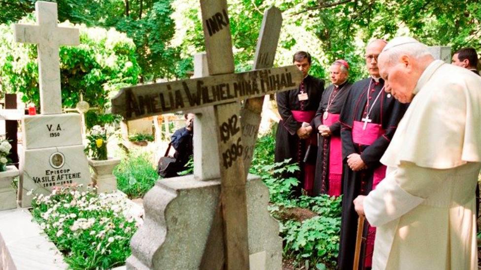 Romania: Đây là câu chuyện của bảy vị Giám mục Tử đạo Đức Thánh Cha Phanxico tuyên phong Chân phước