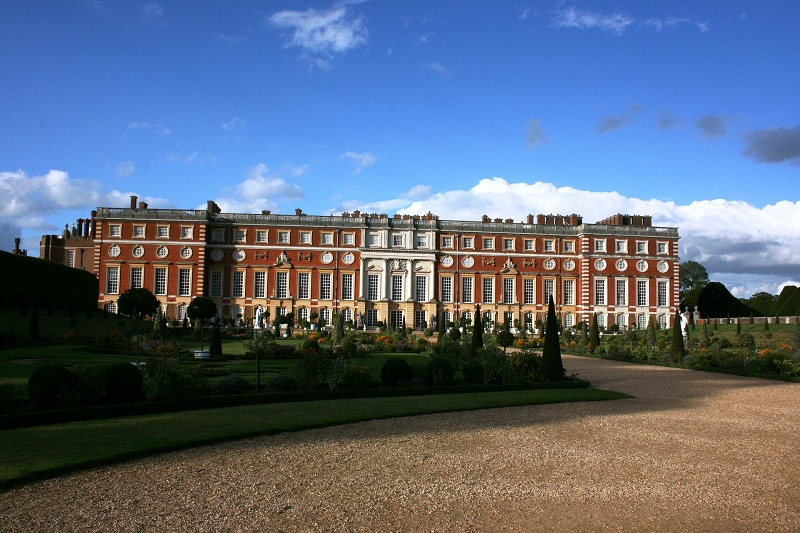 倫敦旅遊必去景點─漢普頓宮