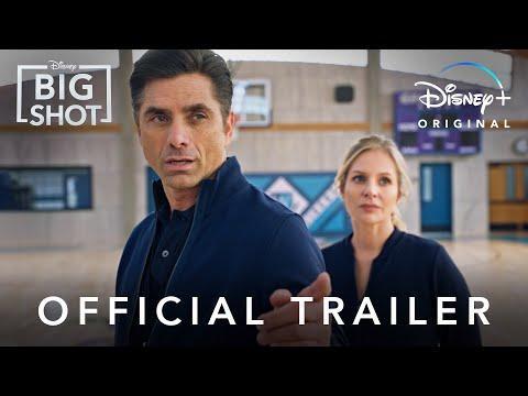 Big Shot | Official Trailer | Disney+
