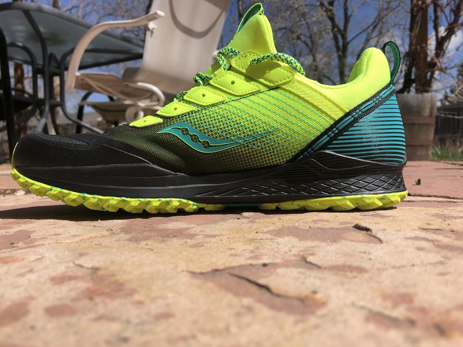 Saucony Mad River TR scarpe da trail corsa SS20