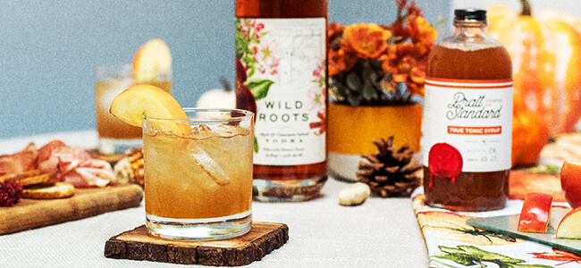 Wild Roots Spirits' Best Fall Cocktail
