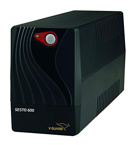 VGUARD UPS SESTO 600 - 600VA UPS For PC