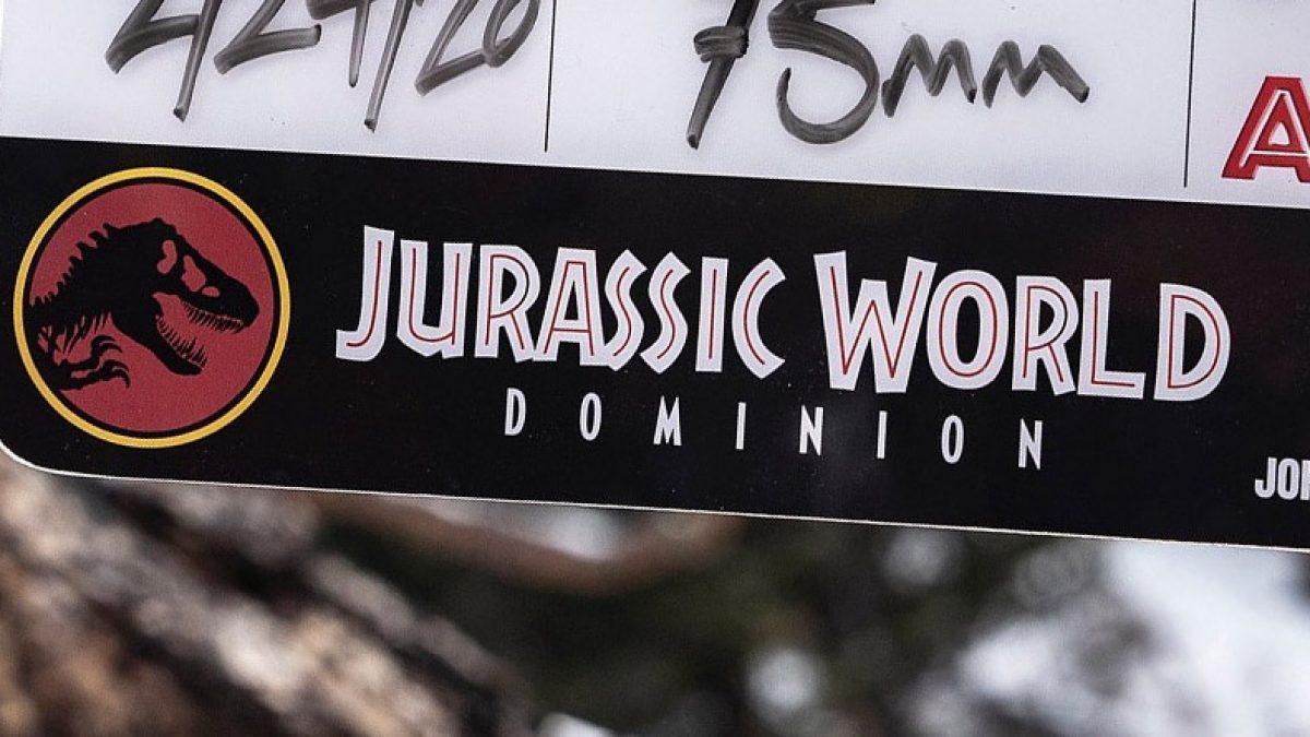 Jurassic World 3 title revealed