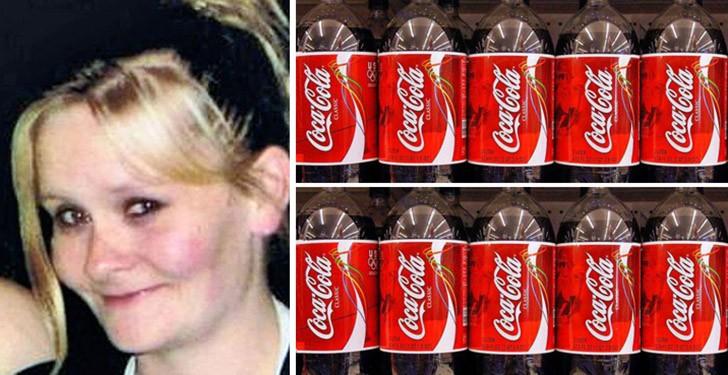 Девушка из Новой Зеландии выпивала по 10 литров «Кока-Колы» в день, отчего и умерла.