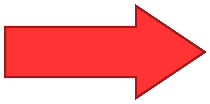 File:Arrow facing right - Red.svg - Wikimedia Commons