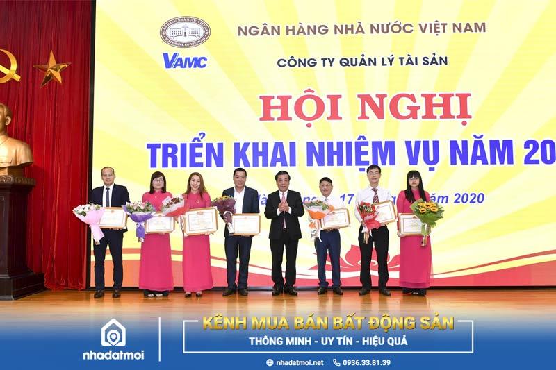 Công ty Quản lý tài sản VAMC