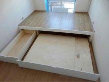Выдвижные ящики кровати-подиума