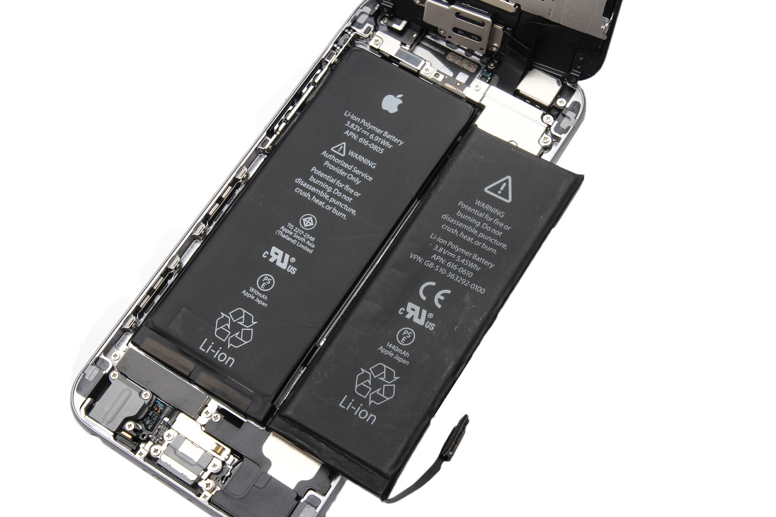 Image result for apple 6s batteries
