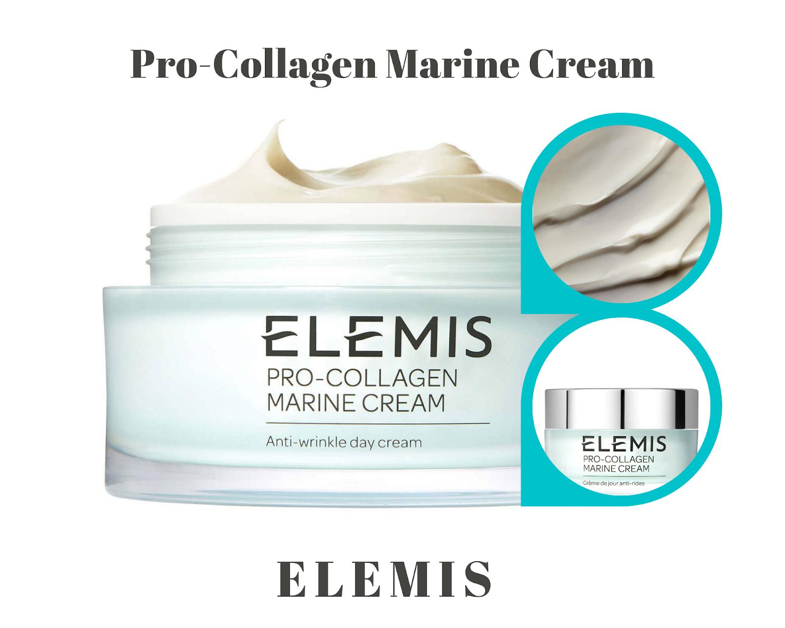 3. Elemis Pro-Collagen Marine Cream