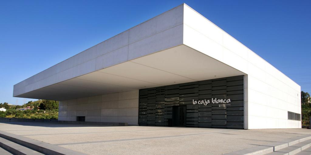 sala de conciertos la caja blanca