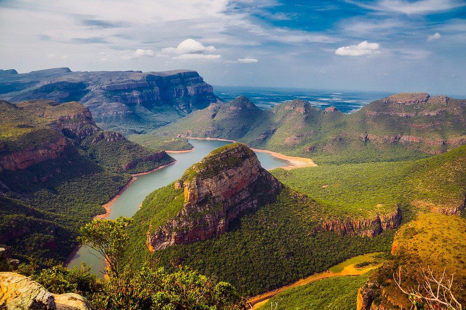 South African landscape (Photo by Lina Loos)