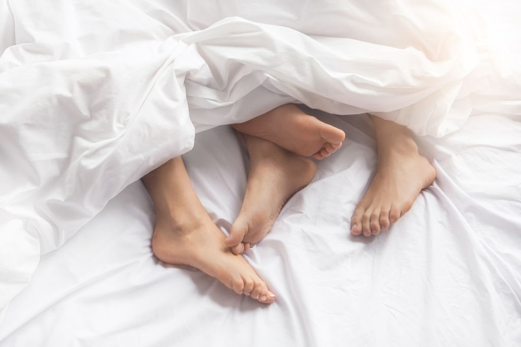 sex helps in PCOS missed periods