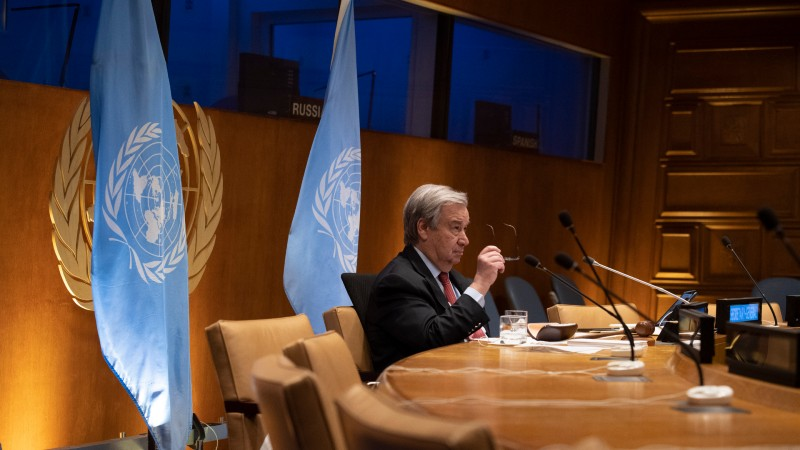 Can António Guterres lead a broken United Nations?