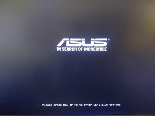 restart screen
