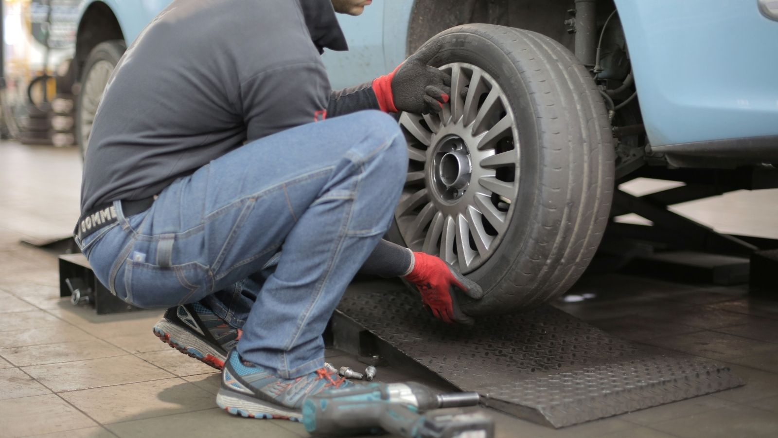 Used stock wheel services