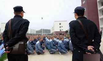 Uyghurs being used as forced labour