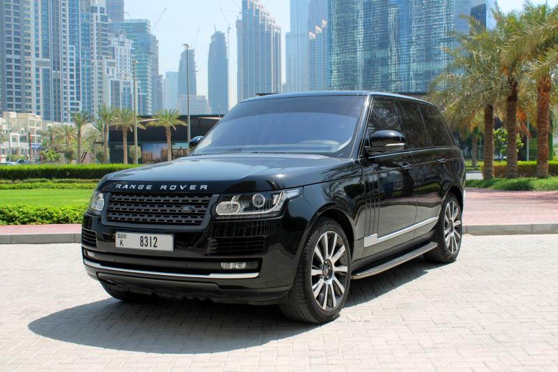 Range Rover Sport Business Bay