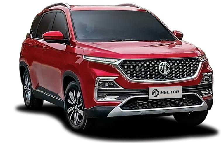 mg hector most loved car for tech lovers