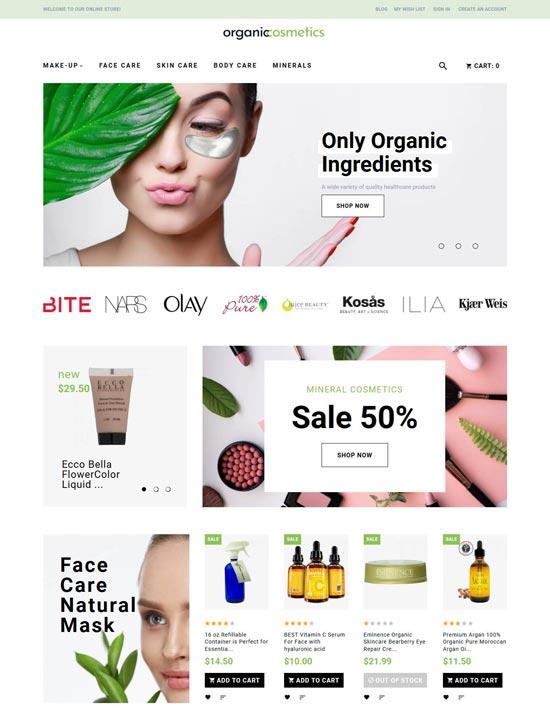 OrganicCosmetics