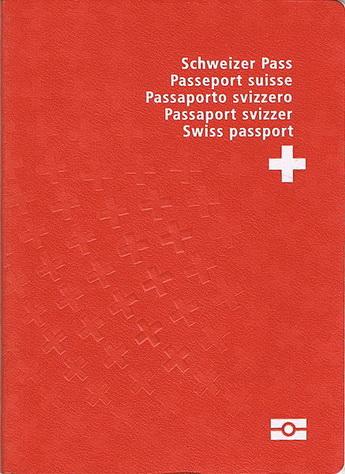 Swiss passport holders