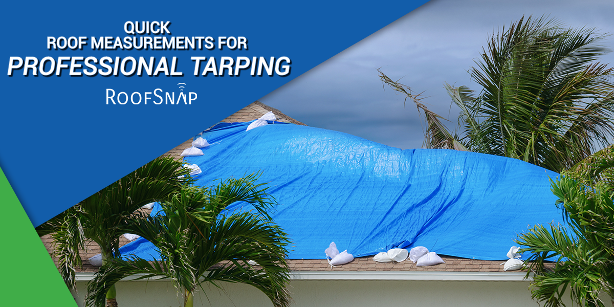 Quick Measurements for Professional Tarping