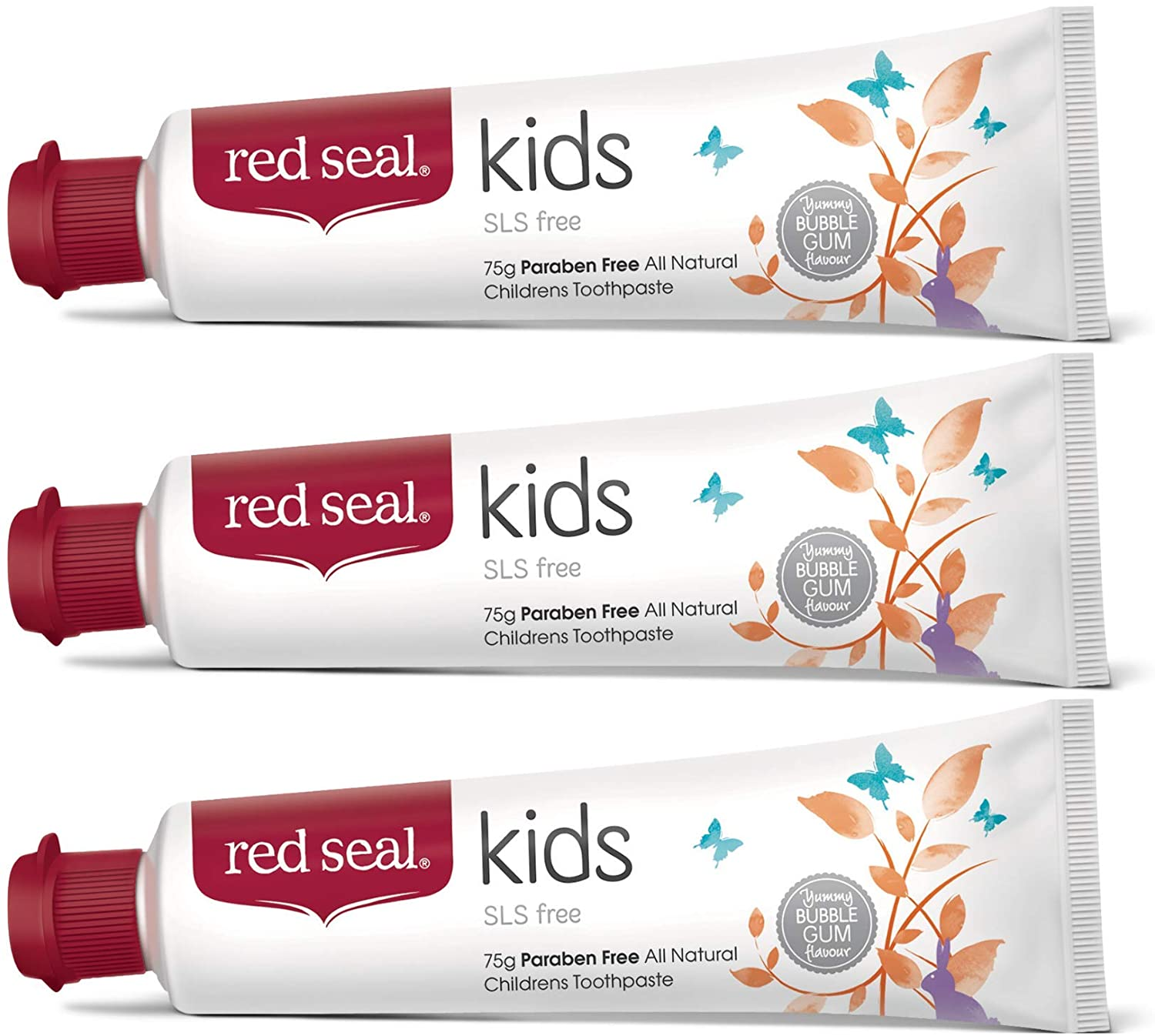 Red Seal Toothpaste For Kids