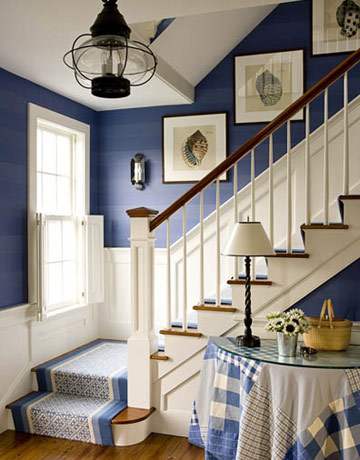 Colour Pairing For Coastal Homes