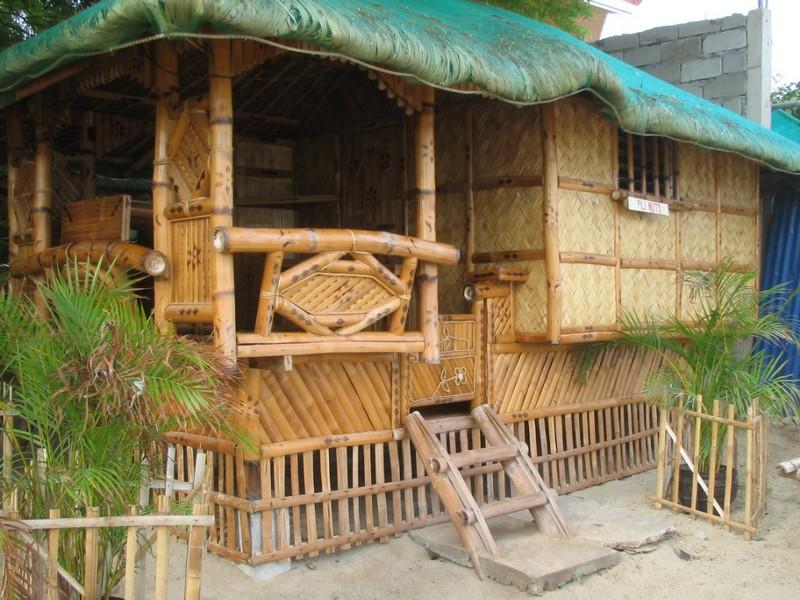 thiết kế nhà bằng tre