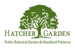 Hatcher Garden : 	 Yoga in the Garden