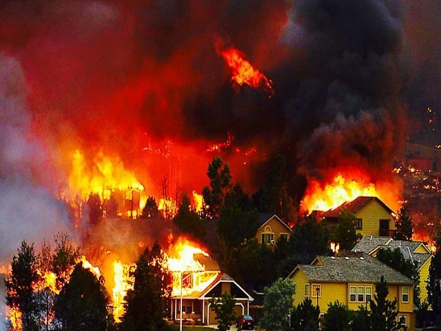 Giấc mơ thấy lửa đa số là điềm báo cho điều tốt lành