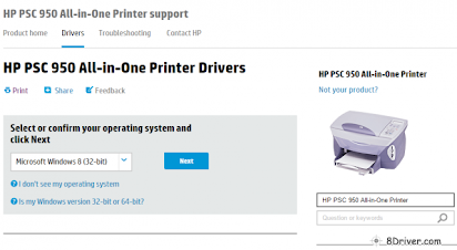 driver hp psc 1215 all in one free download