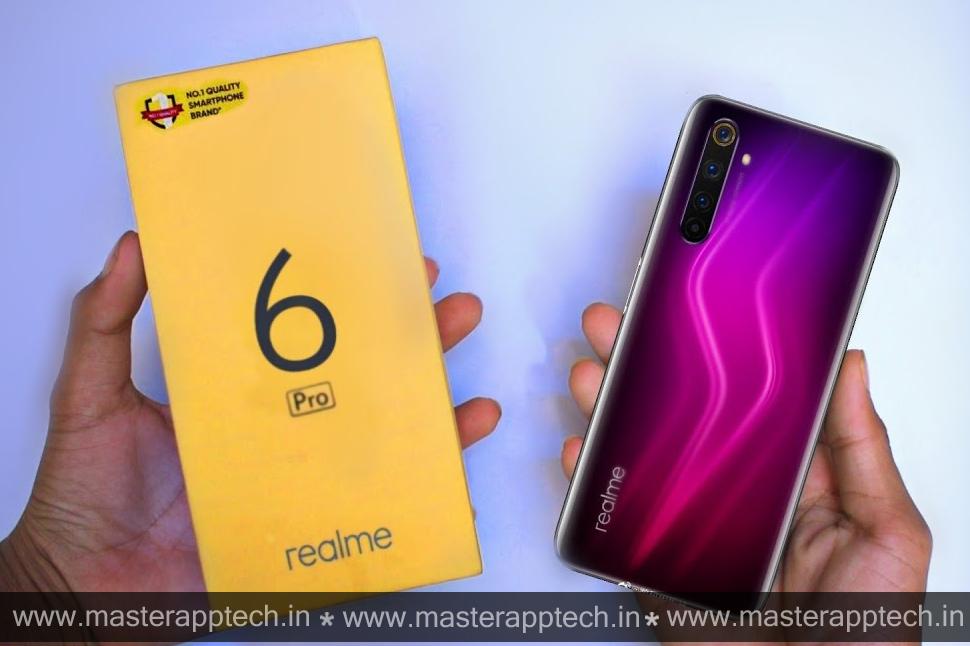 Realme 6 and Realme 6 pro specification
