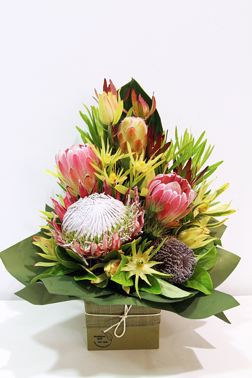 flower arrangemnt in box.jpg