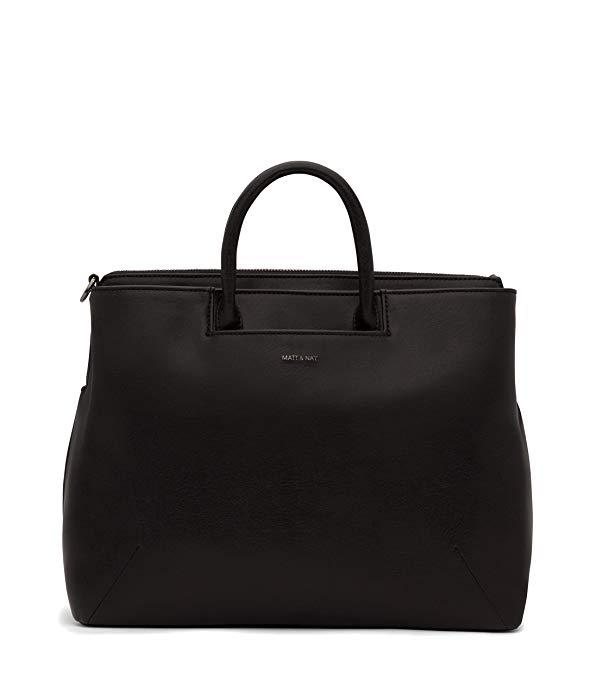 Matt & Nat Kintla Satchel Bag, Black