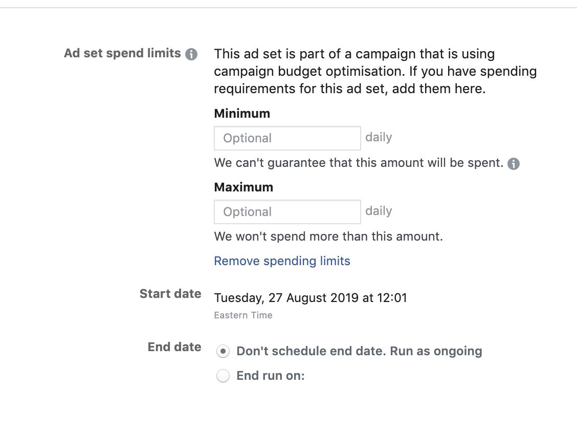Taming Facebook CBO: 5 lessons learned | Mobile Dev Memo