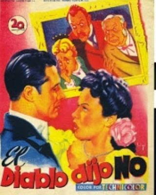 El diablo dijo no (1943, Ernst Lubitsch)