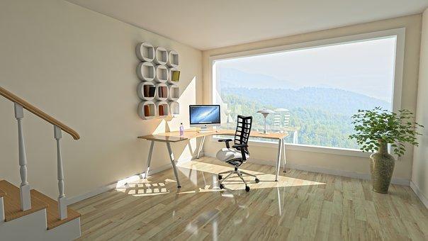 Architecture, Interior, Room, Modern