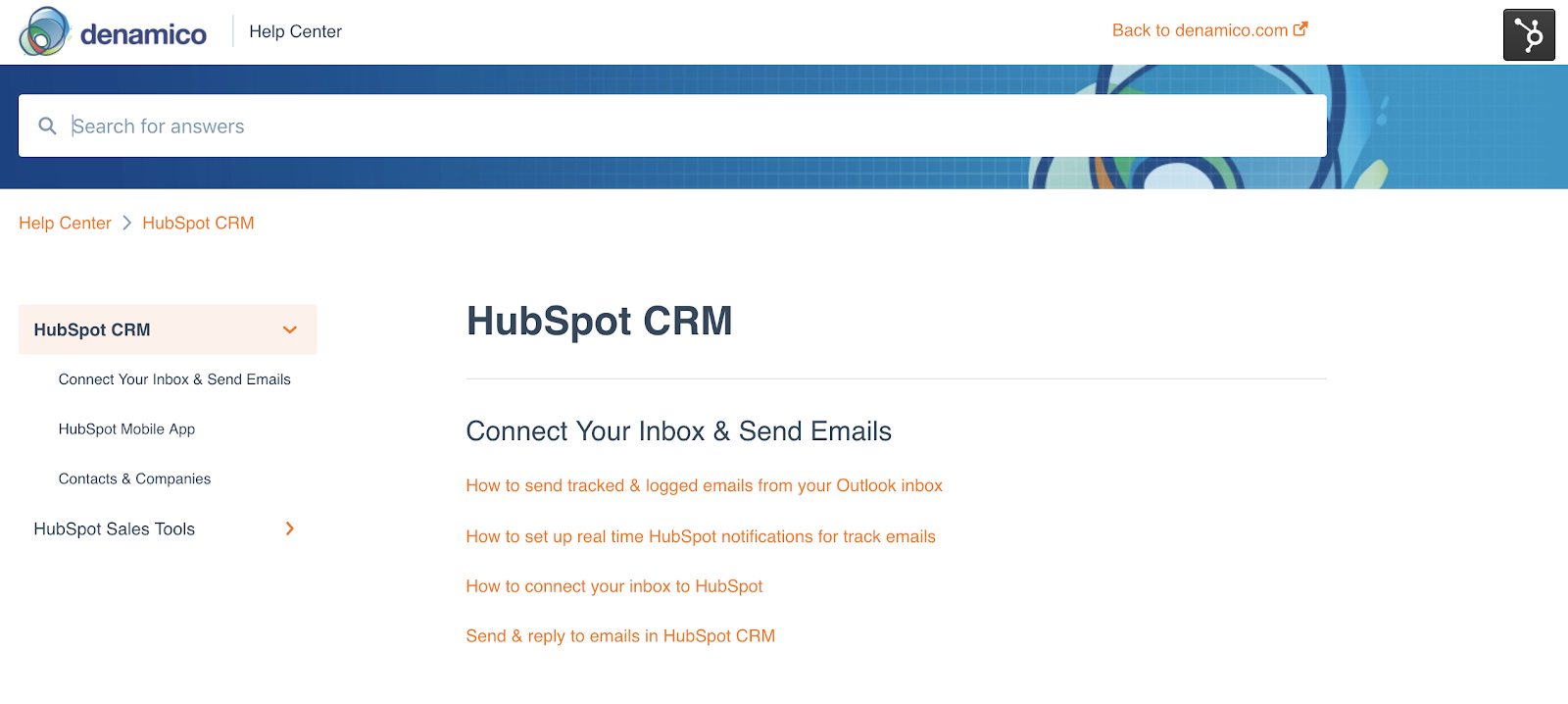 Using HubSpot to Improve Customer Retention | Denamico | Minneapolis Inbound Marketing Agency