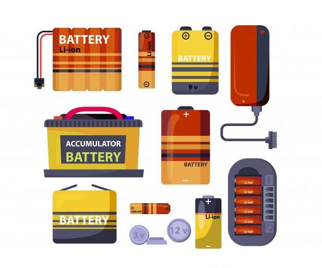 Bateria e acumulador