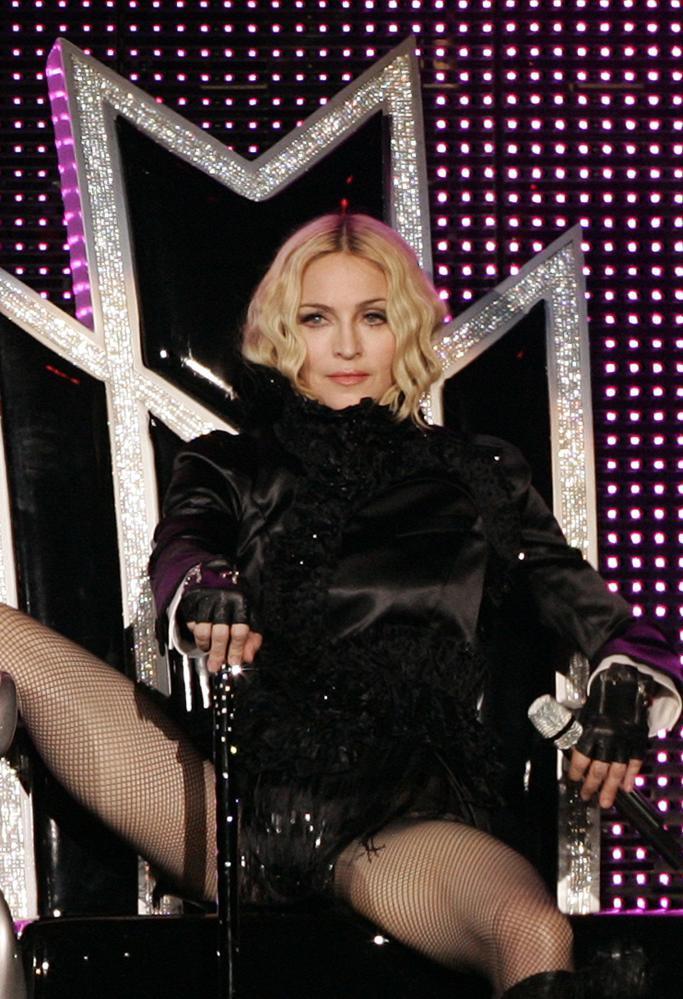 Madonna Sticky & Sweet World Tour 2008 | MadonnaWare