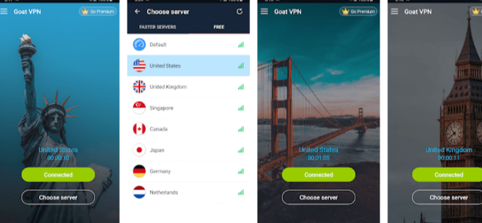 What Is Goat Vpn Used