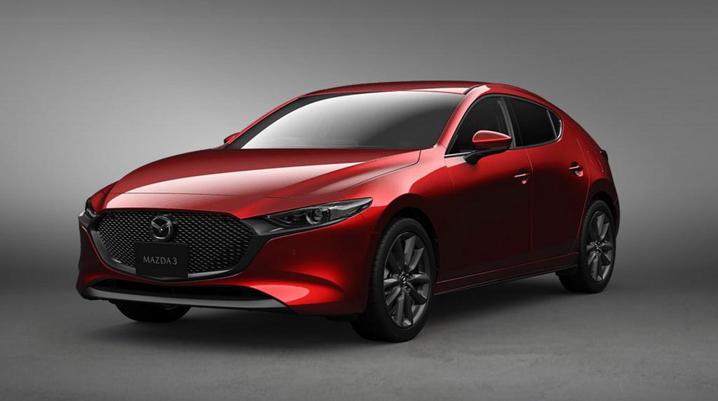 All New Mazda 3 Fastback