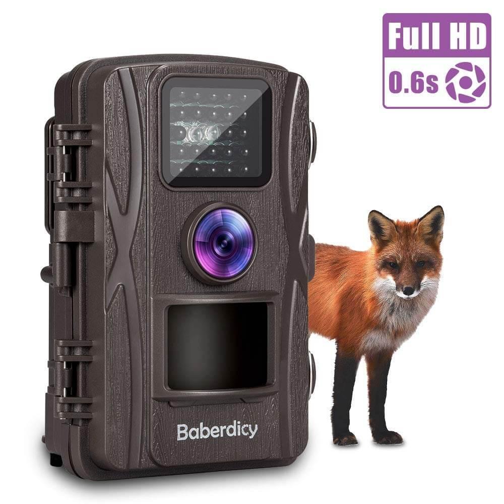 baberdicy trail camera
