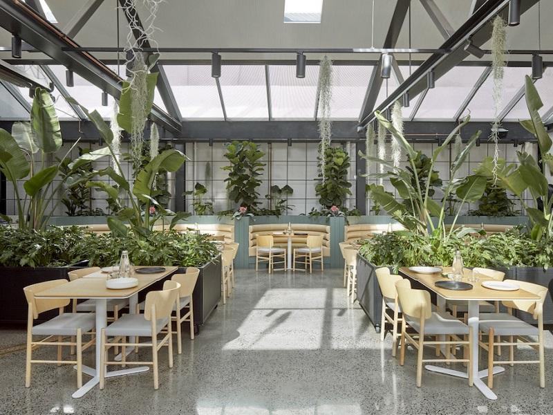 Thiết kế quán cafe sân vườn diện tích nhỏ cần có sự sáng tạo