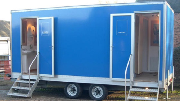 Porta Potty Rental Services For Outdoor Events